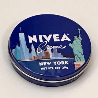 ニベア(ニベア)のアメリカ限定デザイン  ニベア青缶 ニューヨーク Ver.(ボディクリーム)
