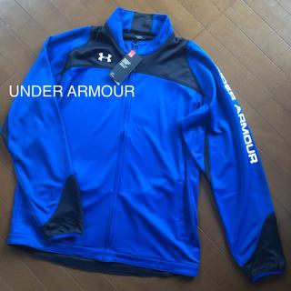 UNDER ARMOUR - UNDER ARMOUR ウォームアップジャケット