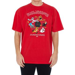 Balenciaga - Lサイズ 確実正規品 VETEMENTS CARTOON Tシャツ