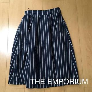 ジエンポリアム(THE EMPORIUM)の【 THE EMPORIUM 】ジ エンポリアム スカート (ひざ丈スカート)