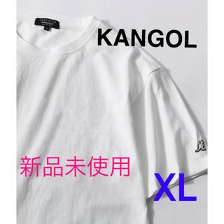 カンゴール(KANGOL)のZIP FIVE×KANGOL ヘビーウェイト袖ワンポイントロゴ 半袖 Tシャツ(Tシャツ(半袖/袖なし))