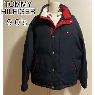 トミーヒルフィガー(TOMMY HILFIGER)の◎90'sデカタグ超美品◎TOMMY HILFIGER ダウンジャケット(ダウンジャケット)