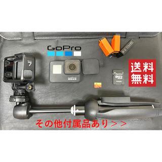 ゴープロ(GoPro)の【お得セット】GoPro Hero 7 Black(ビデオカメラ)