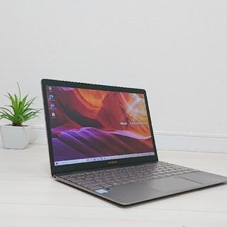 ASUS - ASUS ノートパソコン ZenBook3 UX390U 美品 win10