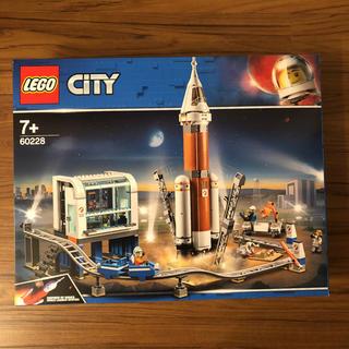 Lego - レゴシティ 超巨大ロケットと指令本部 60228 ブロック