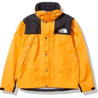 THE NORTH FACE - マウンテンレインテックスジャケット (SG)サミットゴールド Lサイズ