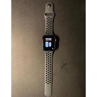Apple Watch - Apple Watch 4 本体 44mm アルミニウム NIKEモデル