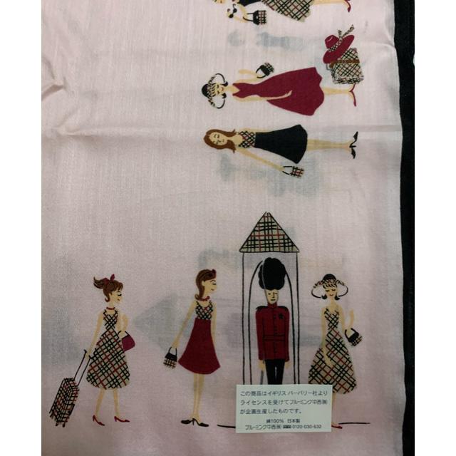 BURBERRY(バーバリー)のバーバリー ハンカチ女の子ロンドン レディースのファッション小物(ハンカチ)の商品写真