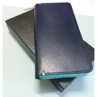 ポールスミス(Paul Smith)の新品 ポールスミス カラーコンビ ラウンドジップ 長財布(長財布)