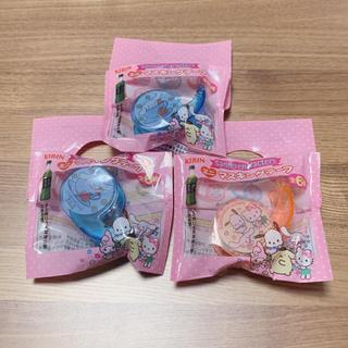 サンリオ(サンリオ)のシナモロール ポチャッコ ハローキティ ミニ マスキングテープ 3つセット(テープ/マスキングテープ)