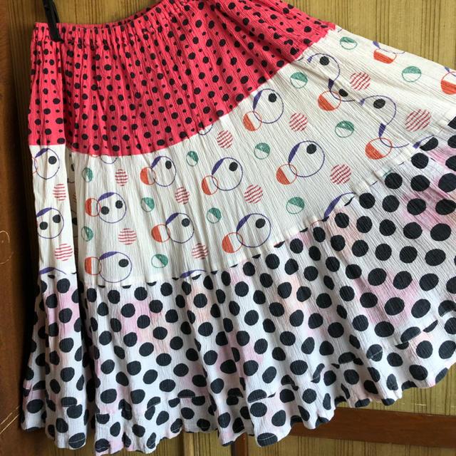 TSUMORI CHISATO(ツモリチサト)のツモリチサト スカート お値下げ レディースのスカート(ロングスカート)の商品写真