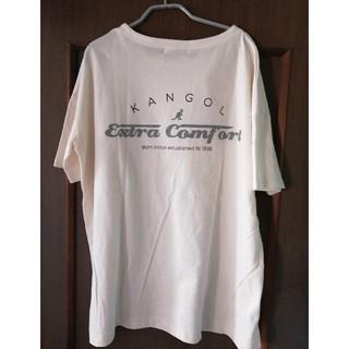カンゴール(KANGOL)のKANGOL 半袖Tシャツ M 新品タグ付き(Tシャツ(半袖/袖なし))