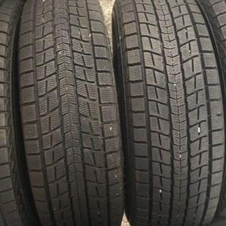 ダンロップ(DUNLOP)のWINTER MAXX スタッドレスタイヤ 17インチ4本セット(タイヤ)