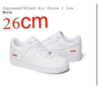 Supreme - Supreme®/Nike® Air Force 1 Low 26cm