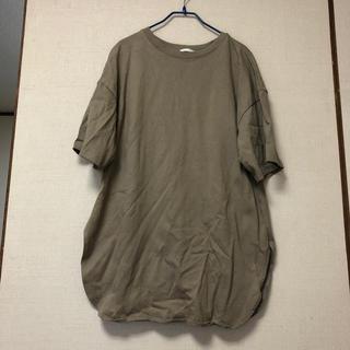 UNIQLO - UNIQLO  ヘビーウエイトTシャツ