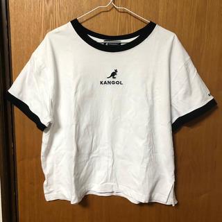 カンゴール(KANGOL)の美品 カンゴールkangol Tシャツ(Tシャツ(半袖/袖なし))