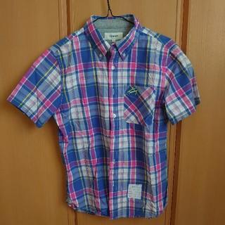 トミー(TOMMY)のTOMMY チェックシャツ Sサイズ(シャツ)