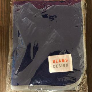 ビームス(BEAMS)のBEAMS  DESIGN  オリジナルブランケット(タオル/バス用品)
