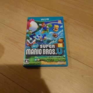 Wii U - New スーパーマリオブラザーズ U Wii U