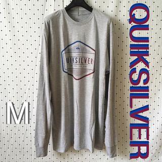 クイックシルバー(QUIKSILVER)のQSクイックシルバーUS限定since グラデーション ロングスリーブ Tシャツ(Tシャツ/カットソー(七分/長袖))