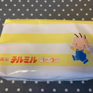 モリナガニュウギョウ(森永乳業)の森永チルミル 粉ミルク400g×1袋(その他)
