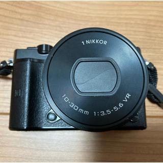 Nikon - 【保証あり】Nikon NIKON 1 J5 パワーズームレンズキット