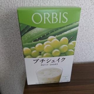 オルビス(ORBIS)のオルビス プチシェイク マスカット&アロエ(ダイエット食品)