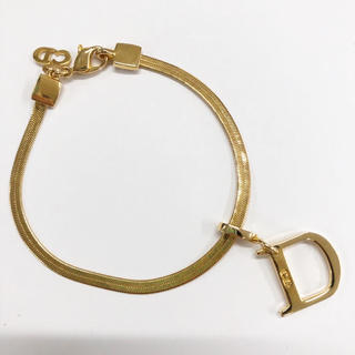 Christian Dior - Christian Dior  ディオール ブレスレット アクセサリー ゴールド