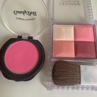 セザンヌケショウヒン(CEZANNE(セザンヌ化粧品))のチーク ピンク 超お買い得‼️(チーク)