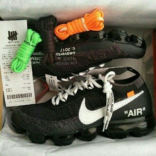 27.5cm NIKE × off-white AIR VAPORMAX(スニーカー)
