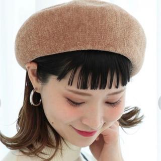 レイビームス(Ray BEAMS)のRAYBEAMS レイビームス モールベレー帽(ハンチング/ベレー帽)