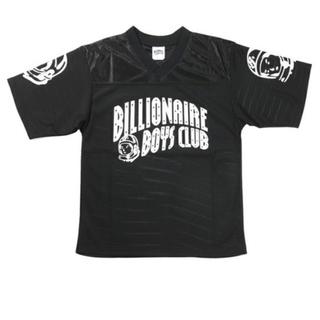 ビリオネアボーイズクラブ(BBC)のBILLIONAIRE BOYS CLUB FOOTBALL JERSEY L(Tシャツ/カットソー(半袖/袖なし))
