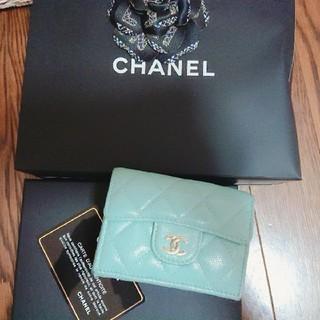 CHANEL - CHANELミニ財布