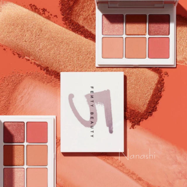 Sephora(セフォラ)のFenty Beauty アイシャドウ   5 – PEACH  コスメ/美容のベースメイク/化粧品(アイシャドウ)の商品写真