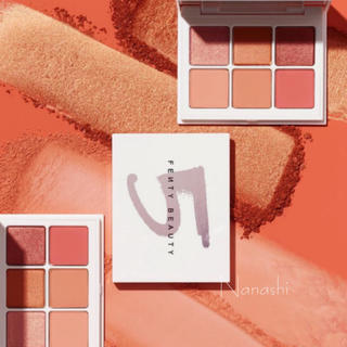 Sephora - Fenty Beauty アイシャドウ   5 – PEACH