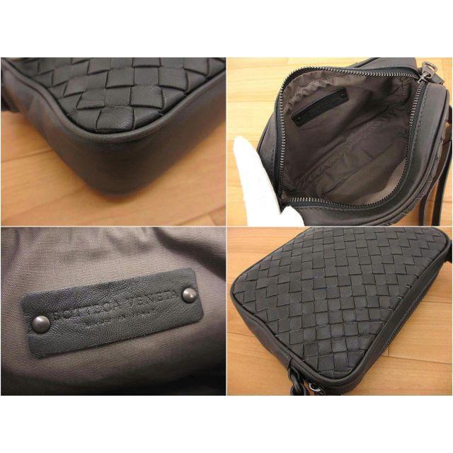 Bottega Veneta(ボッテガヴェネタ)の美品 ボッテガヴェネタ 522903 イントレチャート ショルダーバッグ レディースのバッグ(ショルダーバッグ)の商品写真