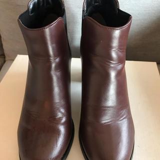 レプシィム(LEPSIM)のLEPSIM ショートブーツ Mサイズ(ブーツ)