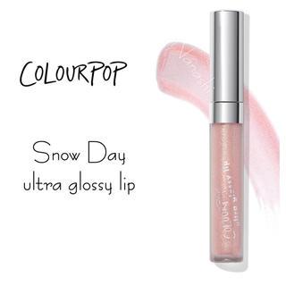 カラーポップ(colourpop)のcolourpop 🧚♀️ Snow Day(リップグロス)