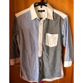 ユナイテッドアローズ(UNITED ARROWS)のメンズシャツ 7分丈 by UNITED ARROWS(Tシャツ/カットソー(七分/長袖))