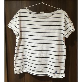オーシバル(ORCIVAL)のオーシバル 半袖カットソー サイズ1(Tシャツ(半袖/袖なし))