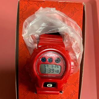 ジーショック(G-SHOCK)の新品 x-girl  G-SHOCK 時計(腕時計)