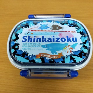 サンリオ(サンリオ)のSANRIO Shinkaizoku お弁当箱S(弁当用品)