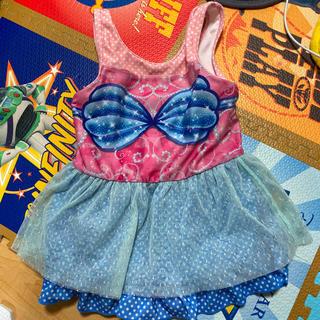 ディズニー(Disney)のDisney  水着  110センチ  女の子用(水着)