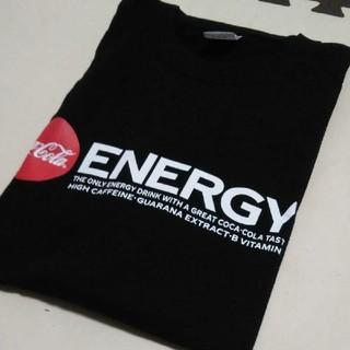 コカコーラ(コカ・コーラ)のCoca-Cola ENERGY Tシャツ(Tシャツ/カットソー(半袖/袖なし))