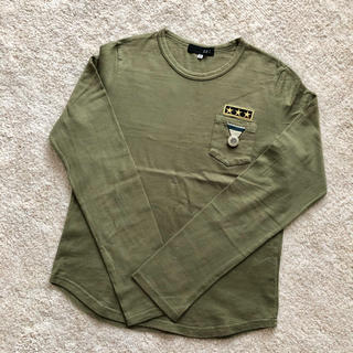 オゾック(OZOC)のOZOC アーミーTシャツ(Tシャツ(長袖/七分))