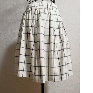 スコットクラブ(SCOT CLUB)のスカート プリーツ フレアー(ミニスカート)