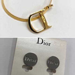 ディオール(Dior)のDior  ディオール アクセサリー イヤリング クリップ ブレスレット (イヤリング)