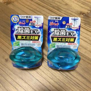 コバヤシセイヤク(小林製薬)の液体ブルーレット除菌EX 黒ずみ対策つめ替え用 2個(その他)