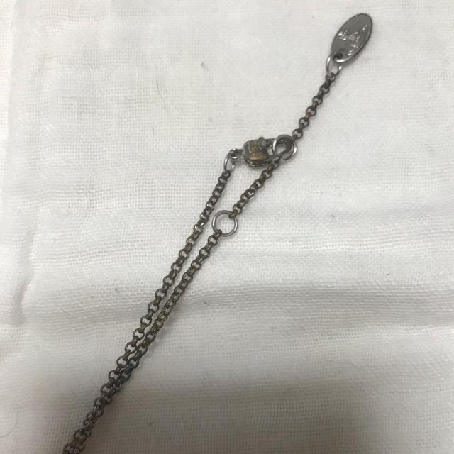 Vivienne Westwood(ヴィヴィアンウエストウッド)のヴィヴィアンウエストウッド ネックレス used品 レディースのアクセサリー(ネックレス)の商品写真