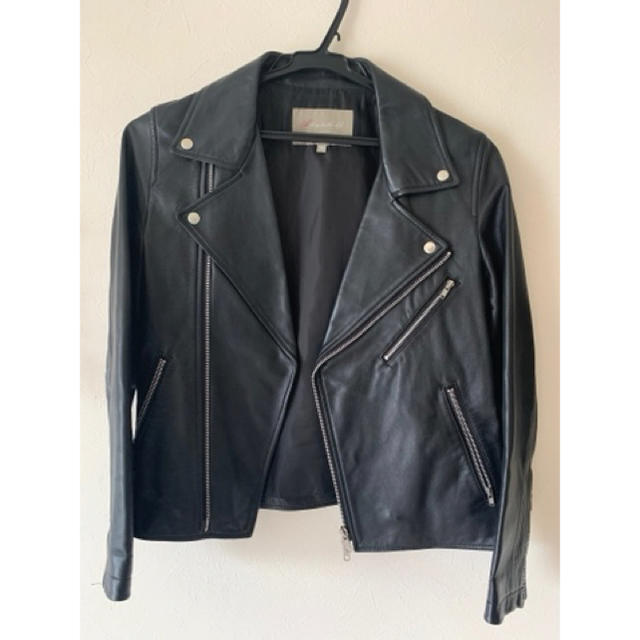 UNITED ARROWS(ユナイテッドアローズ)のユナイテッドアローズ ライダースジャケット レディースのジャケット/アウター(ライダースジャケット)の商品写真